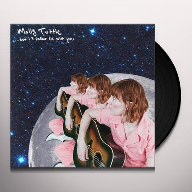 Molly Tuttle ...BUT I'D RATHER BE WITH YOU Vinyl Record
