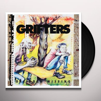 Grifters ONE SOCK MISSING Vinyl Record