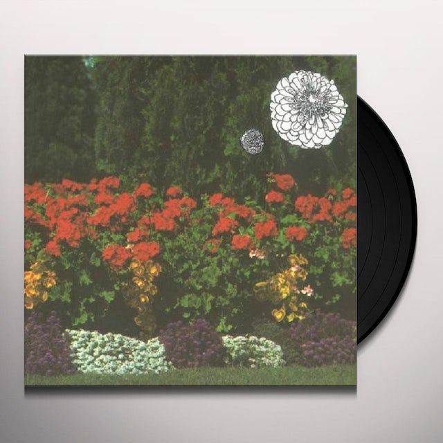 Imaginary Softwoods ANNUAL FLOWERS IN COLOR Vinyl Record