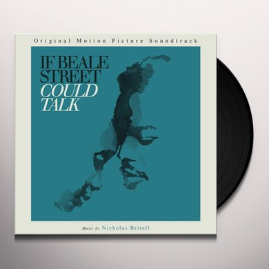 Nicholas Britell IF BEALE STREET COULD TALK Vinyl Record