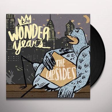 UPSIDES (PURPLE & CLEAR SPLIT VINYL) Vinyl Record