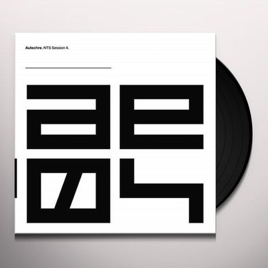 Autechre Nts Sessions 4 Vinyl Record