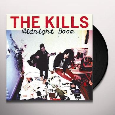The Kills MIDNIGHT BOOM Vinyl Record