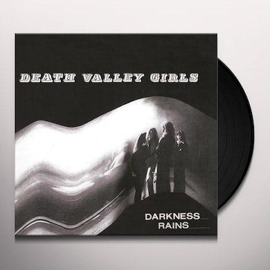Death Valley Girls DARKNESS RAINS Vinyl Record