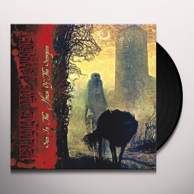 Blood Of Kingu SUN IN THE HOUSE OF THE SCORPION Vinyl Record