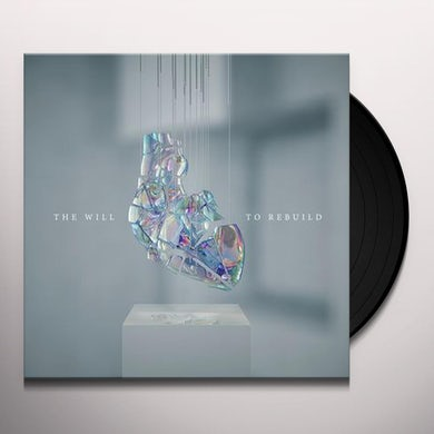 For All Eternity Will To Rebuild Vinyl Record