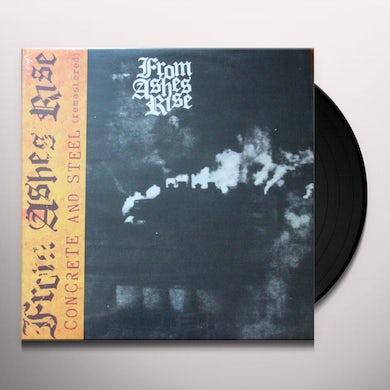 CONCRETE AND STEEL Vinyl Record