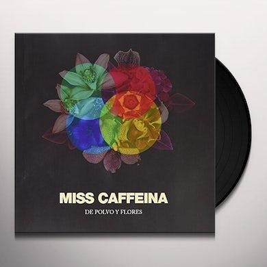 Miss Caffeina DE POLVO Y FLORES Vinyl Record