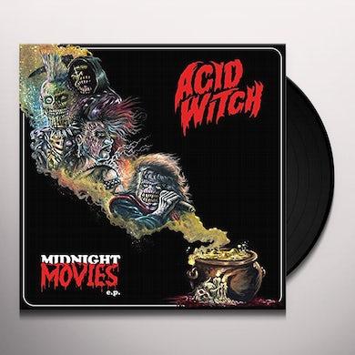 Acid Witch MIDNIGHT MOVIES Vinyl Record