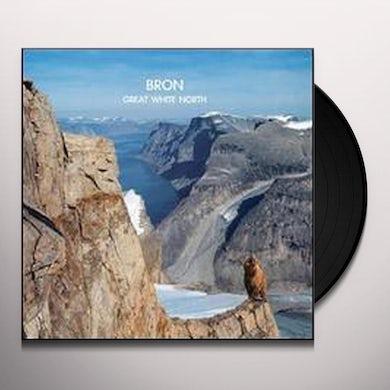 Bron GREAT WHITE NORTH Vinyl Record