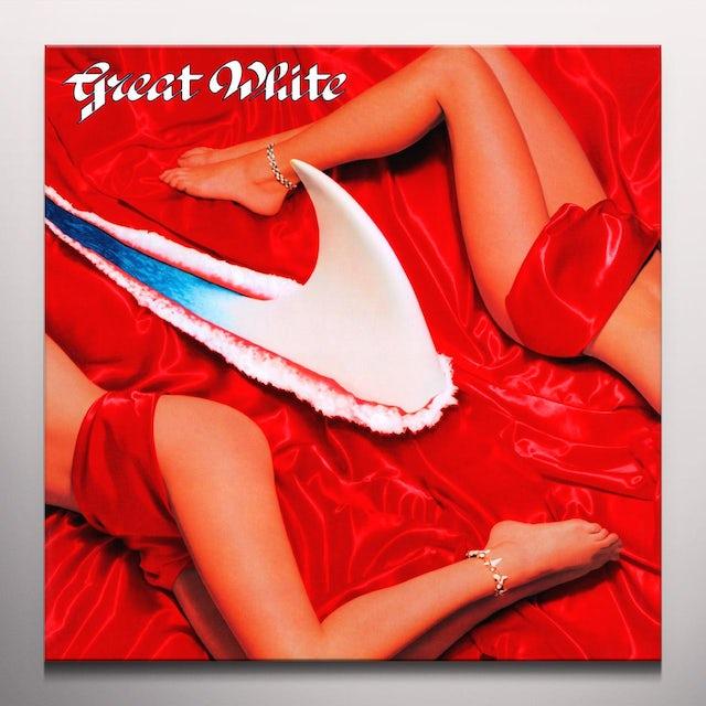Great White TWICE SHY Vinyl Record
