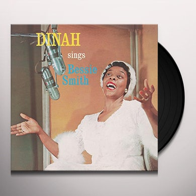 SINGS BESSIE SMITH (BONUS TRACK) Vinyl Record - 180 Gram Pressing, Remastered