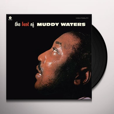 Muddy Waters BEST OF (BONUS TRACKS) Vinyl Record - 180 Gram Pressing, Remastered, Virgin Vinyl, Spain Release