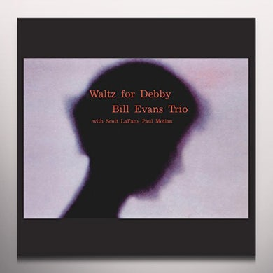 Bill Evans WALTZ FOR DEBBY (BONUS TRACK) Vinyl Record - Colored Vinyl, Limited Edition, 180 Gram Pressing