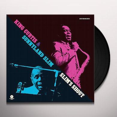 KING CURTIS & SUNNYLAND SLIM (BONUS TRACKS) Vinyl Record - Limited Edition