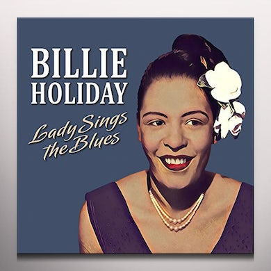Billie Holiday LADY SINGS THE BLUES (BONUS TRACK) Vinyl Record - Colored Vinyl, Limited Edition