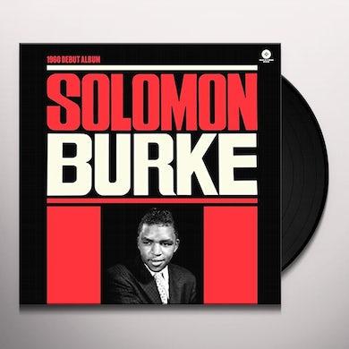 SOLOMON BURKE (1960 DEBUT ALBUM) (BONUS TRACKS) Vinyl Record