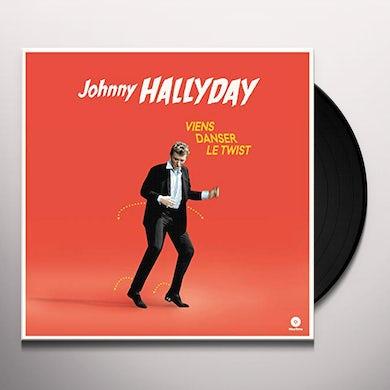 Johnny Hallyday VIENS DANSER LE TWIST (BONUS TRACKS) Vinyl Record - 180 Gram Pressing, Remastered