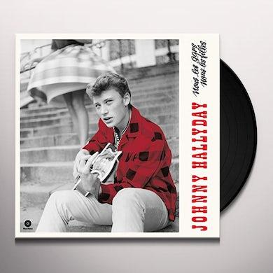 Johnny Hallyday NOUS LES GARS NOUS LES FILLES (BONUS TRACKS) Vinyl Record - Limited Edition