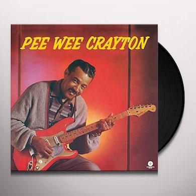 Pee Wee Crayton 1960 DEBUT ALBUM (AUDP) (BONUS TRACKS) Vinyl Record - Limited Edition, 180 Gram Pressing
