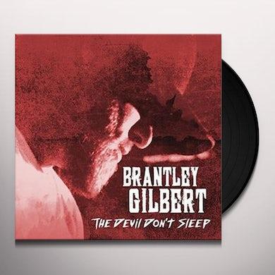 Brantley Gilbert DEVIL DON'T SLEEP Vinyl Record