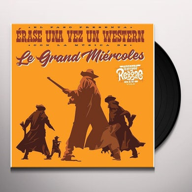 Le Grand Miercoles ERASE UNA VEZ UN WESTERN Vinyl Record