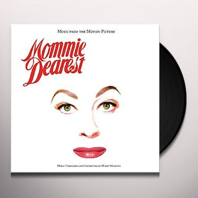 Henry Mancini MOMMIE DEAREST: MUSIC FROM MOTION PICTURE Vinyl Record