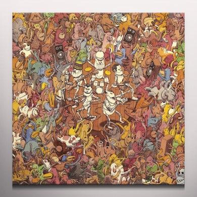 Dance Gavin Dance TREE CITY SESSIONS Vinyl Record