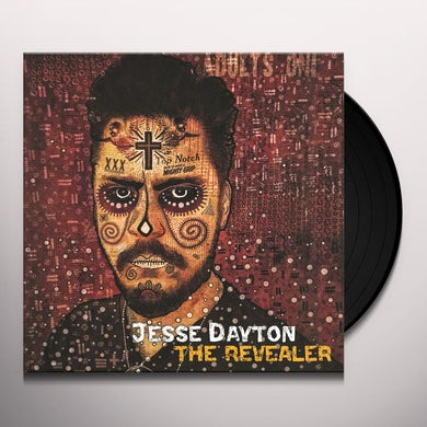 Jesse Dayton THE REVEALER Vinyl Record