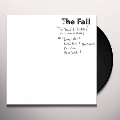 Fall TOTALE'S TURNS Vinyl Record