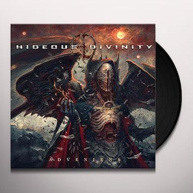 Hideous Divinity ADVENIENS Vinyl Record