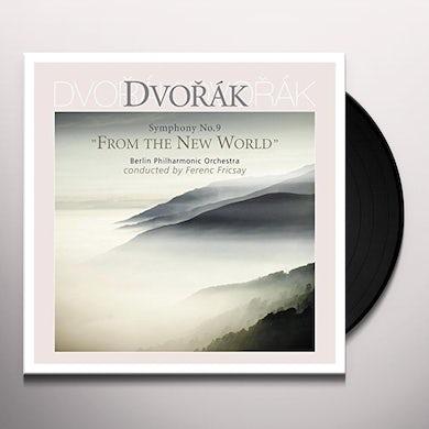 DVORAK-SYMPHONY NO. 9 FROM THE NEW WORLD Vinyl Record