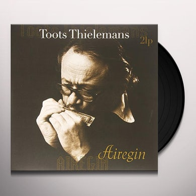 Toots Thielemans AIREGIN Vinyl Record