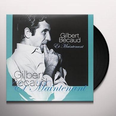 ET MAINTENANT: BEST OF Vinyl Record