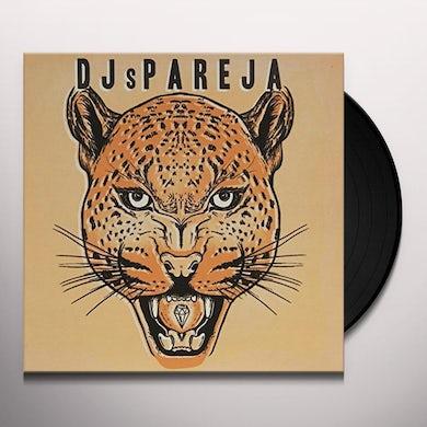 Djs Pareja STEPS Vinyl Record