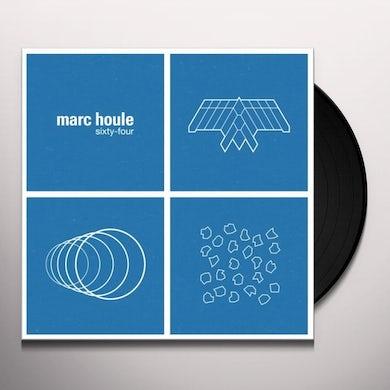 Marc Houle SIXTY FOUR Vinyl Record