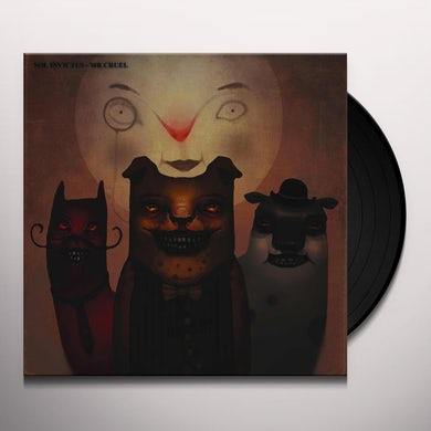 Sol Invictus MR CRUEL Vinyl Record