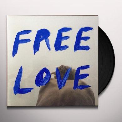 Sylvan Esso FREE LOVE Vinyl Record