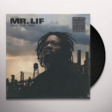 Mr Lif DON'T LOOK DOWN Vinyl Record