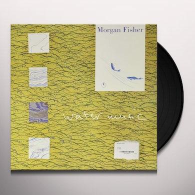 Morgan Fisher WATER MUSIC Vinyl Record
