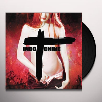 Indochine PARADIZE Vinyl Record