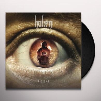 Haken VISIONS Vinyl Record
