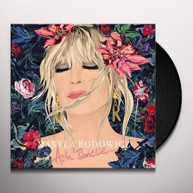 Maryla Rodowicz ACH SWIECIE Vinyl Record