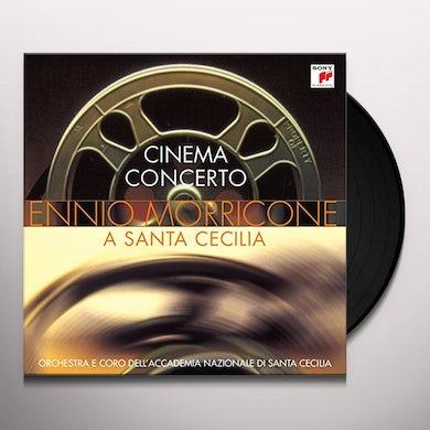 Ennio Morricone CINEMA CONCERTO Vinyl Record