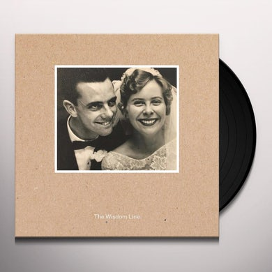 David Bridie WISDOM LINE Vinyl Record