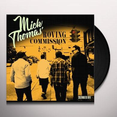 Mick Thomas COLDWATER DFU Vinyl Record