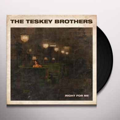 The Teskey Brothers RIGHT FOR ME Vinyl Record
