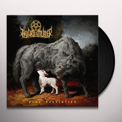 Thy Art Is Murder DEAR DESOLATION (GOLD VINYL) Vinyl Record