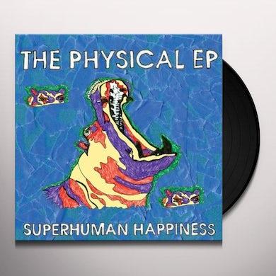 Superhuman Happiness NEEDLES & PINS / OH TATIANA Vinyl Record