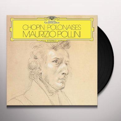 Maurizio Pollini Chopin: Polonaises Vinyl Record
